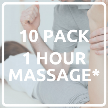 10 x massages
